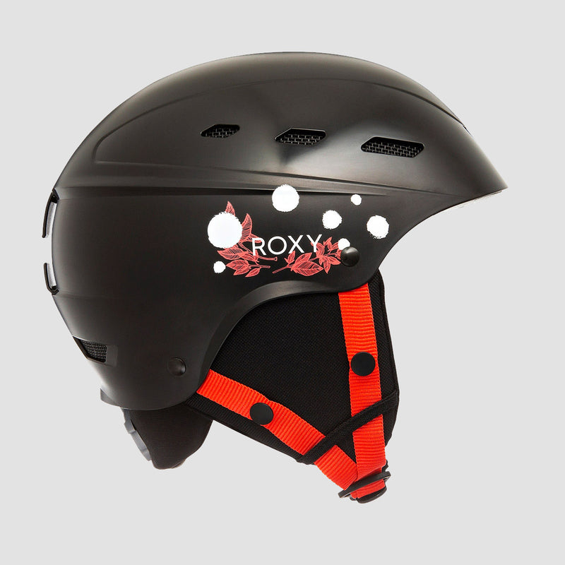 Roxy Ollie Snow Helmet True Black - Womens