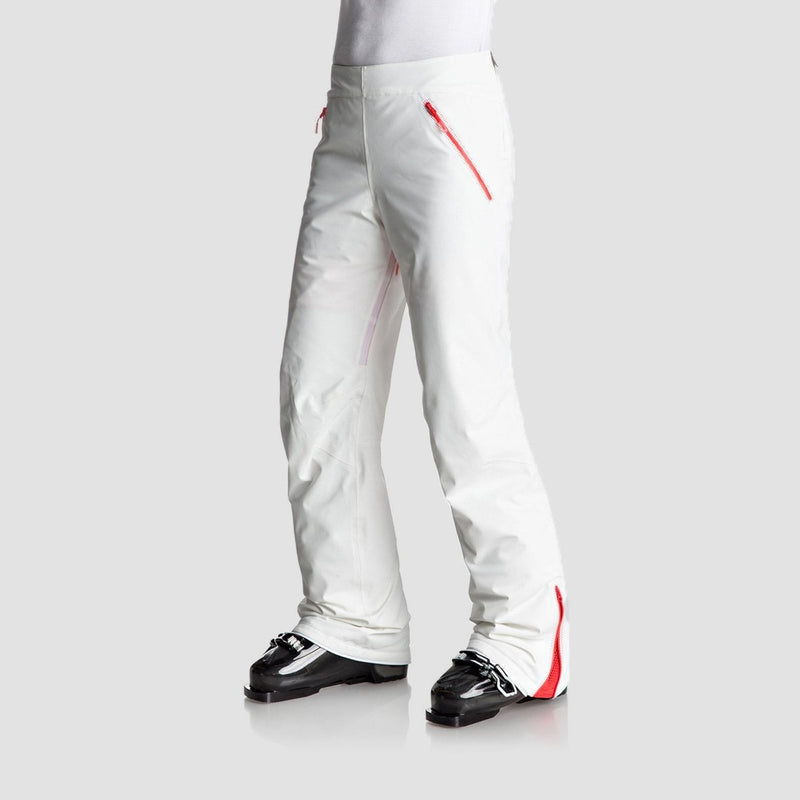 Roxy Premiere Snow Pants Bright White - Womens - Snowboard