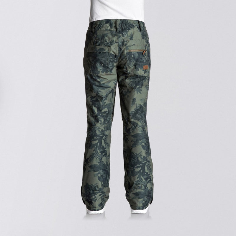 Roxy Rifter Printed Snow Pants Sylvan Forest - Womens - Snowboard