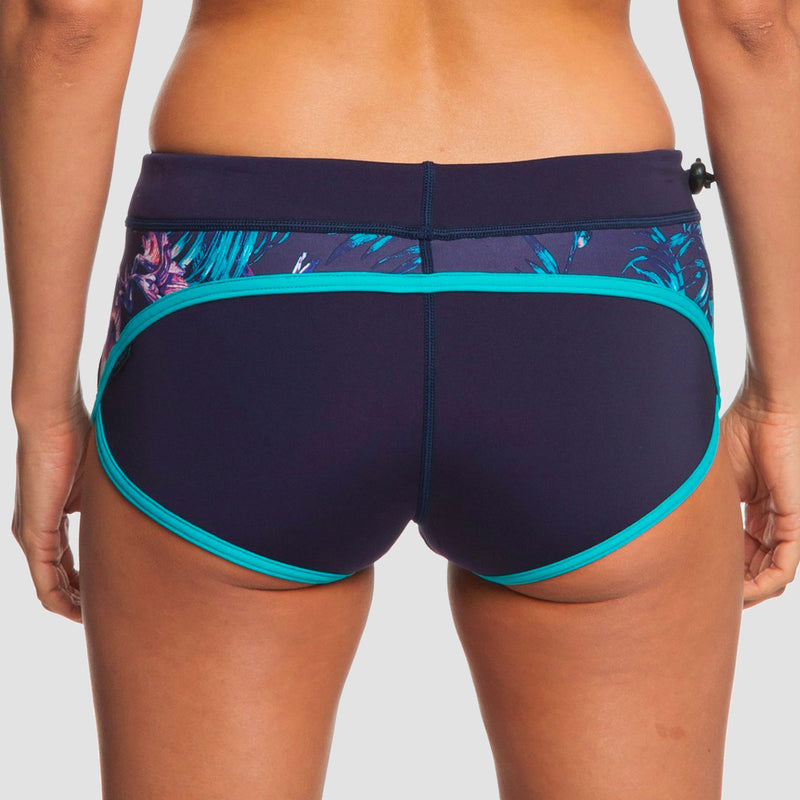 Roxy Syncro Reef 1mm Neoprene Shorts Insignia Blue - Womens