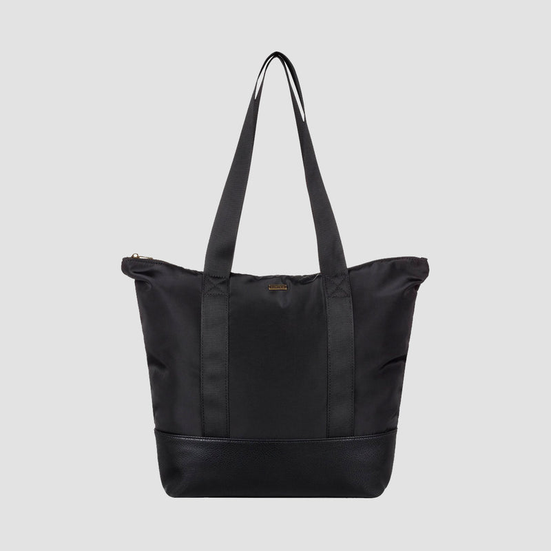Roxy Under The Sea 2.5L Tote Bag Anthracite - Womens