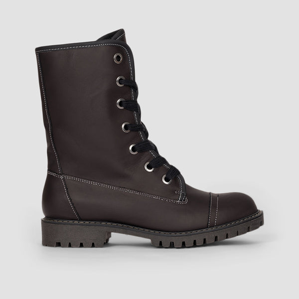 Roxy Vance Boots Black - Womens