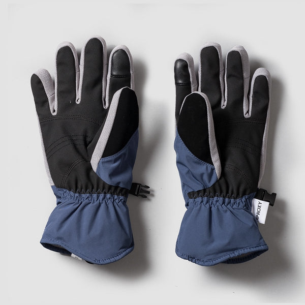 Roxy Vermont Snow Gloves Crown Blue - Womens - Snowboard