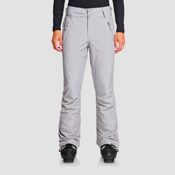 Roxy Winterbreak Snow Pants Heather Grey - Womens