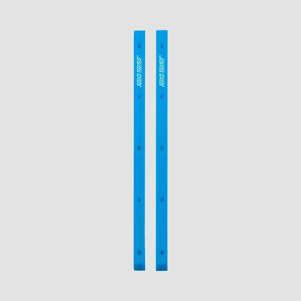 Santa Cruz Cell Block Slimline Rails Cyan x2