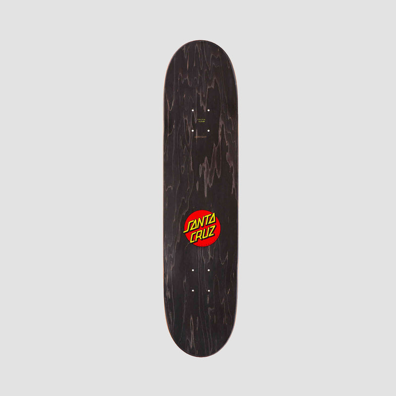 Santa Cruz Classic Dot Deck Multi - 8.38""
