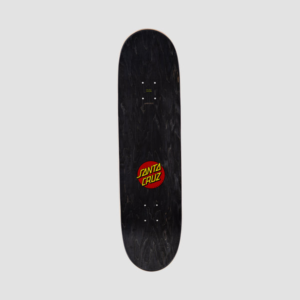 Santa Cruz Classic Dot Deck Multi - 8.5""