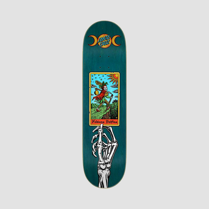 Santa Cruz Delfino Tarot Powerply Deck Multi - 8.25""