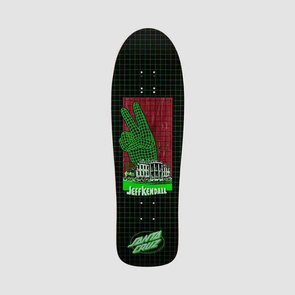 Santa Cruz Kendall Atomic Peace Preissue Deck Multi - 9.7""