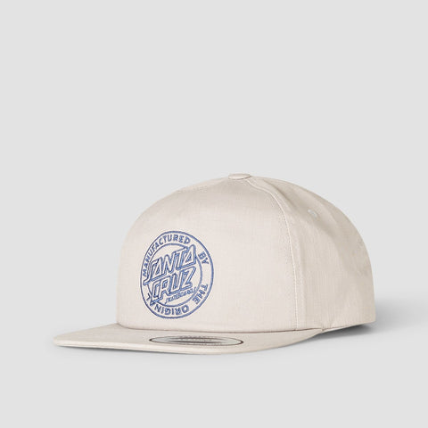 Santa Cruz MF Outline Cap Grey