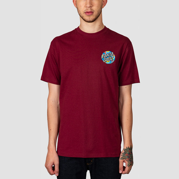 Santa Cruz Primary Dot Tee Wine
