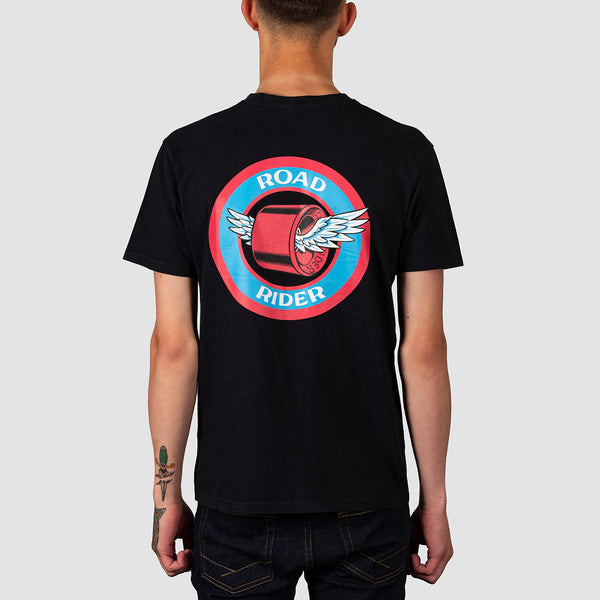 Santa Cruz Road Rider Tee Black