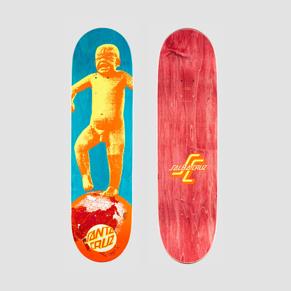 Santa Cruz Salba Cry Baby Pro Deck Multi - 8.5""