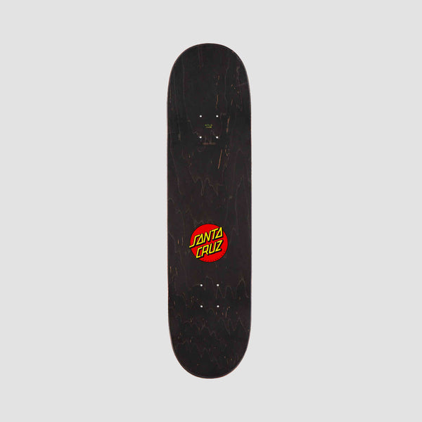 Santa Cruz Screaming Hand Deck Multi - 8.38""