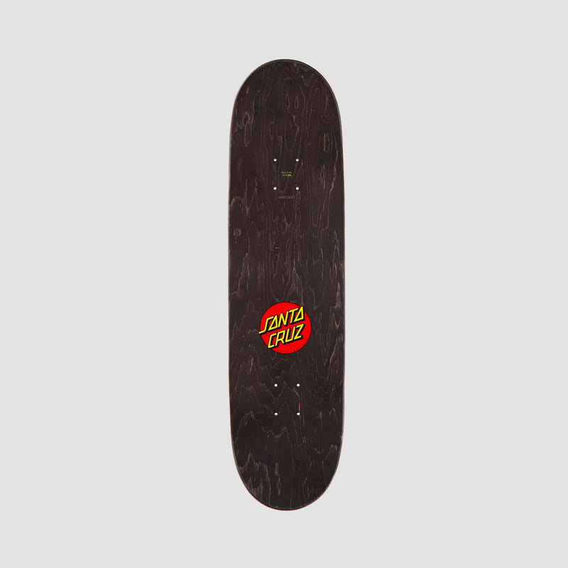 Santa Cruz Screaming Hand Deck Multi - 8.6""