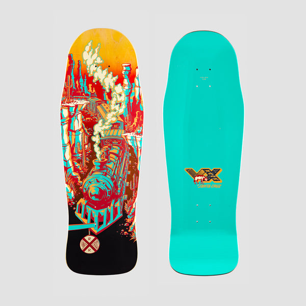 Santa Cruz Winkowski Train VX Deck Multi - 10.34""