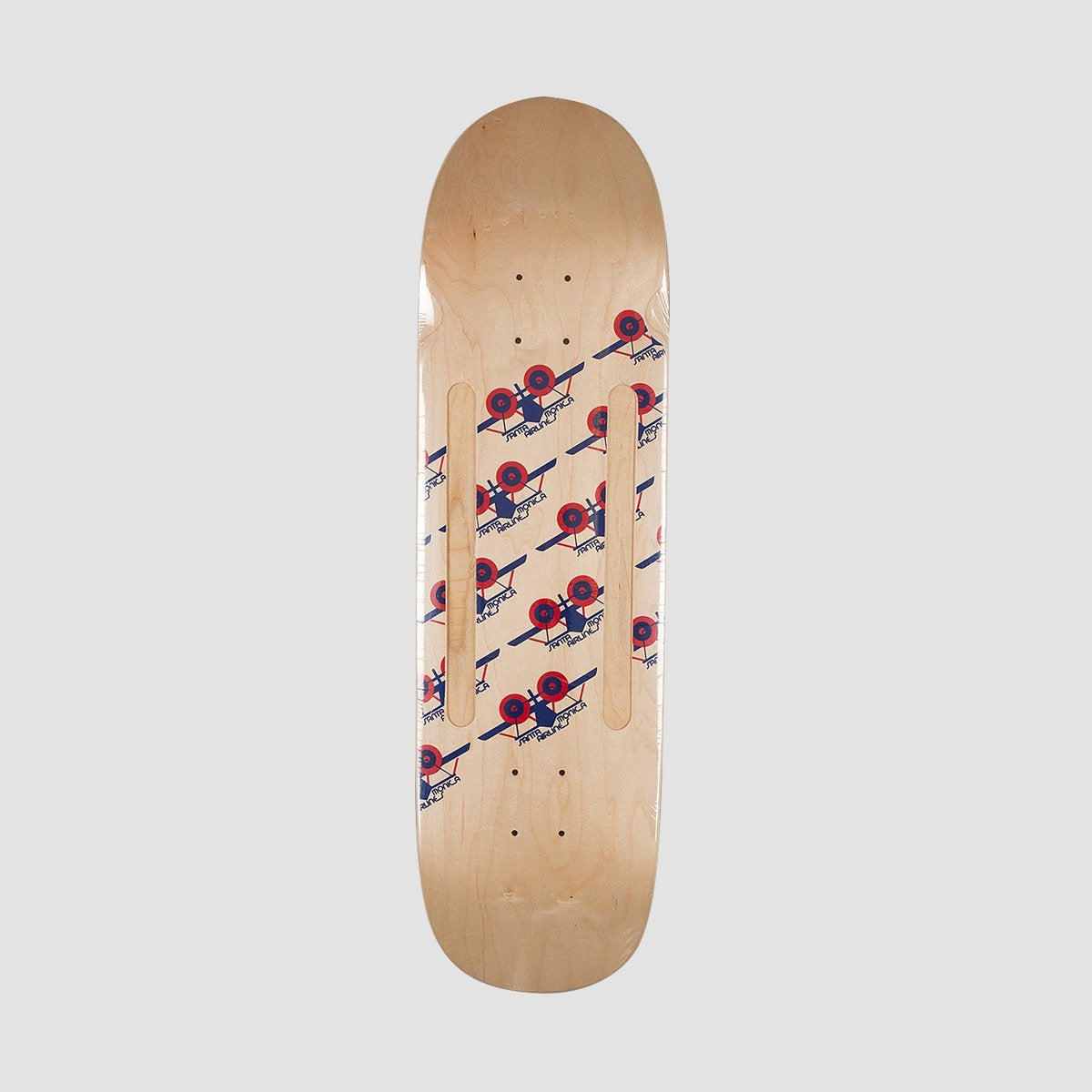 Santa Monica New Skipper Deck Natural - 8.75 - Skateboard
