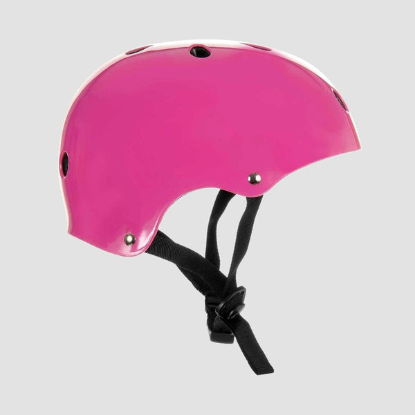 SFR Essentials Helmet Fluorescent Pink - Safety Gear