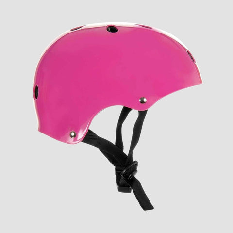 SFR Essentials Helmet Fluorescent Pink