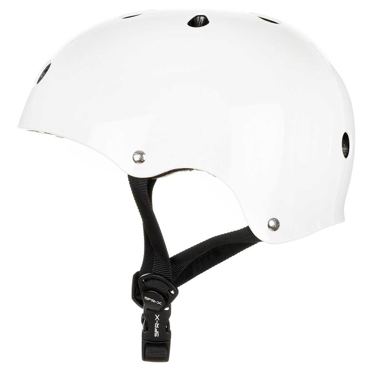 SFR Essentials Helmet Gloss White - Safety Gear