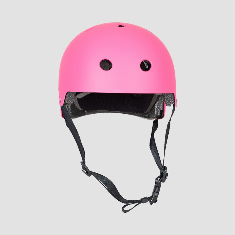 SFR Essentials Helmet Matt Fluo Pink - Safety Gear