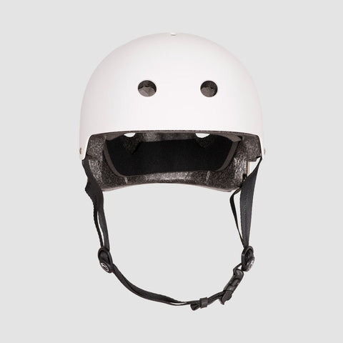 SFR Essentials Skate Helmet Matt White - Safety Gear