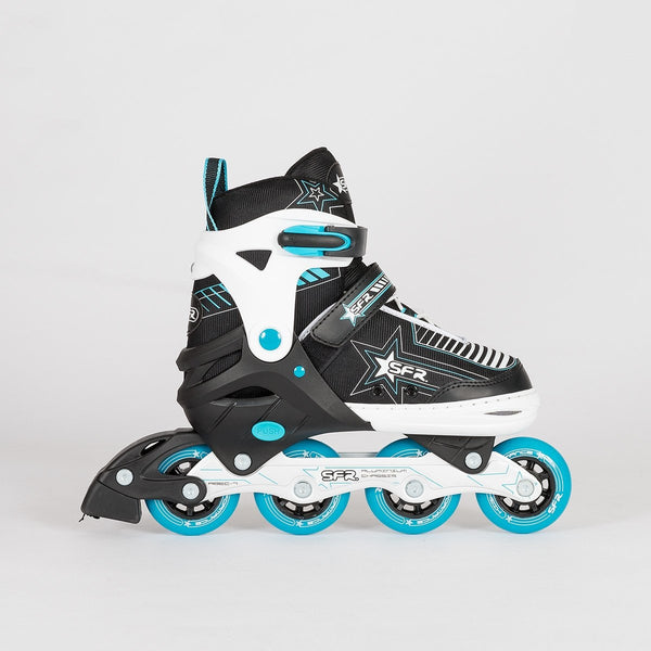 SFR Pulsar Adjustable Inline Skate Blue - Kids - Skates
