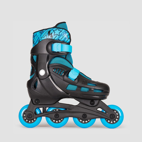 SFR Spirit Inline Skate Black/Blue - Kids