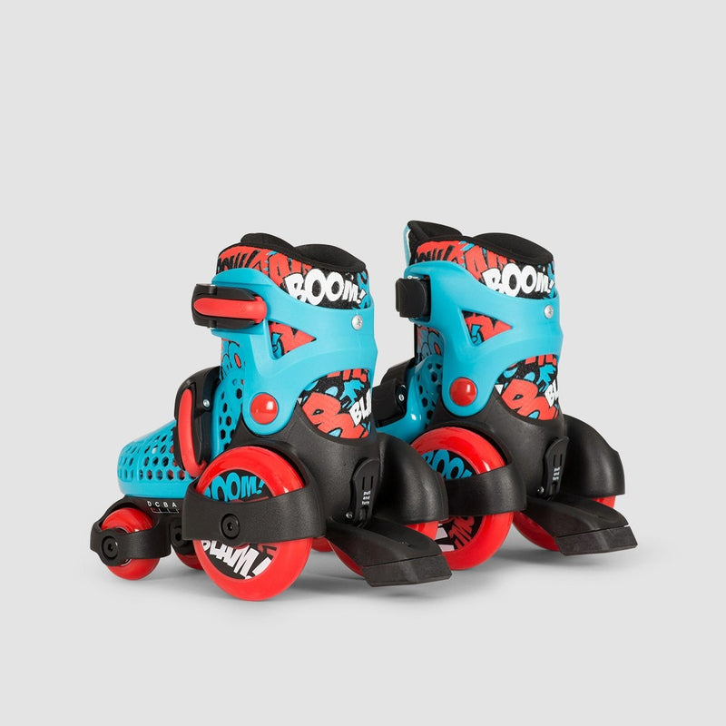 SFR Stomper Adjustable Boys Quads Blue - Kids - Skates