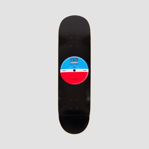 Skateboard Cafe 45 Deck Blue/Red - 8.5""