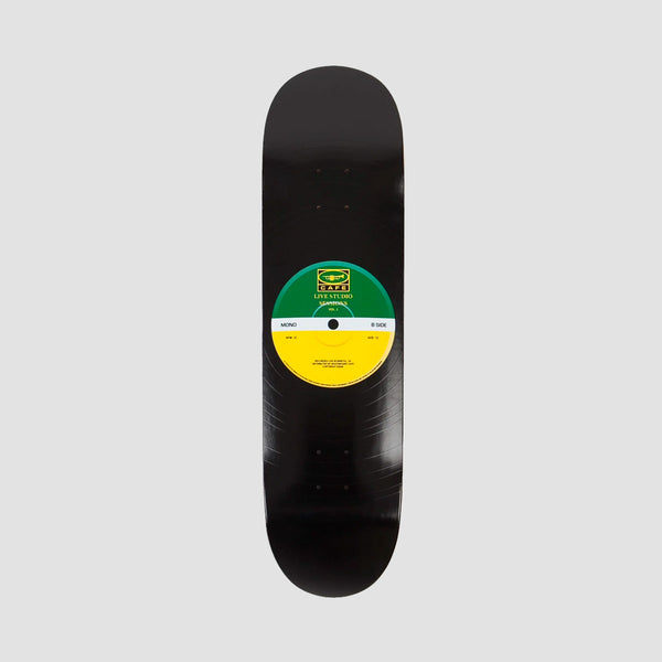 Skateboard Cafe 45 Deck Green/Yellow - 8.5""