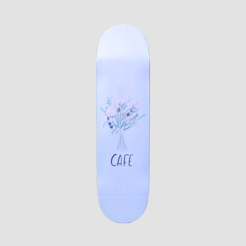 Skateboard Cafe Bouquet Deck Lavender - 8.25""