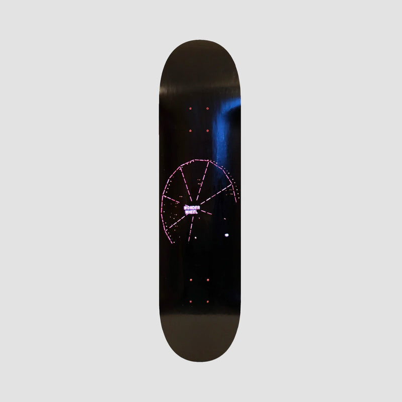 Skateboard Cafe Coney Deck Black - 8.25""