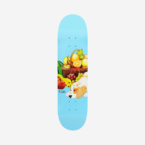 Skateboard Cafe Healthy Deck Powder Blue - 8""