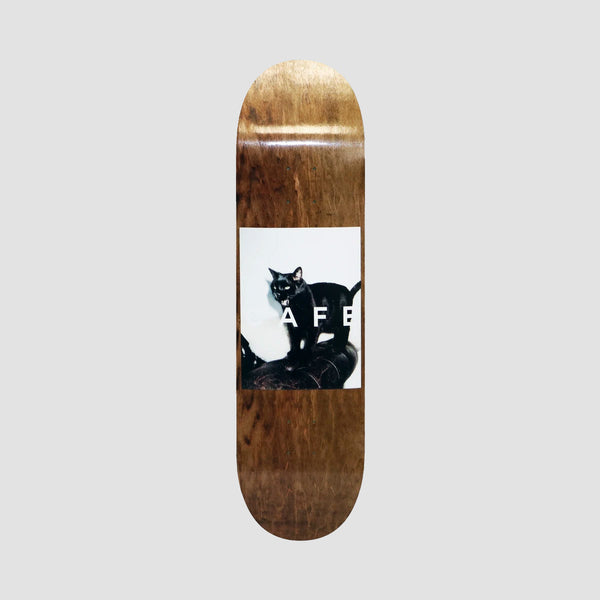 Skateboard Cafe Korahn Gayle Rammi Polaroid Pro Deck Woodstain - 8.5""