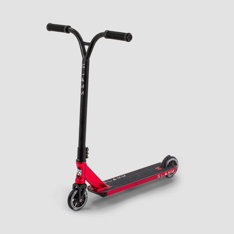 Slamm Assault IV Scooter Red - Scooter