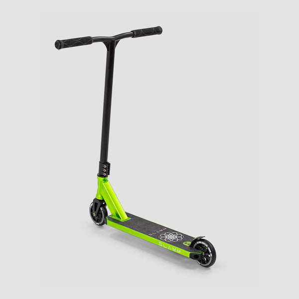 Slamm Assault V5 Scooter Green