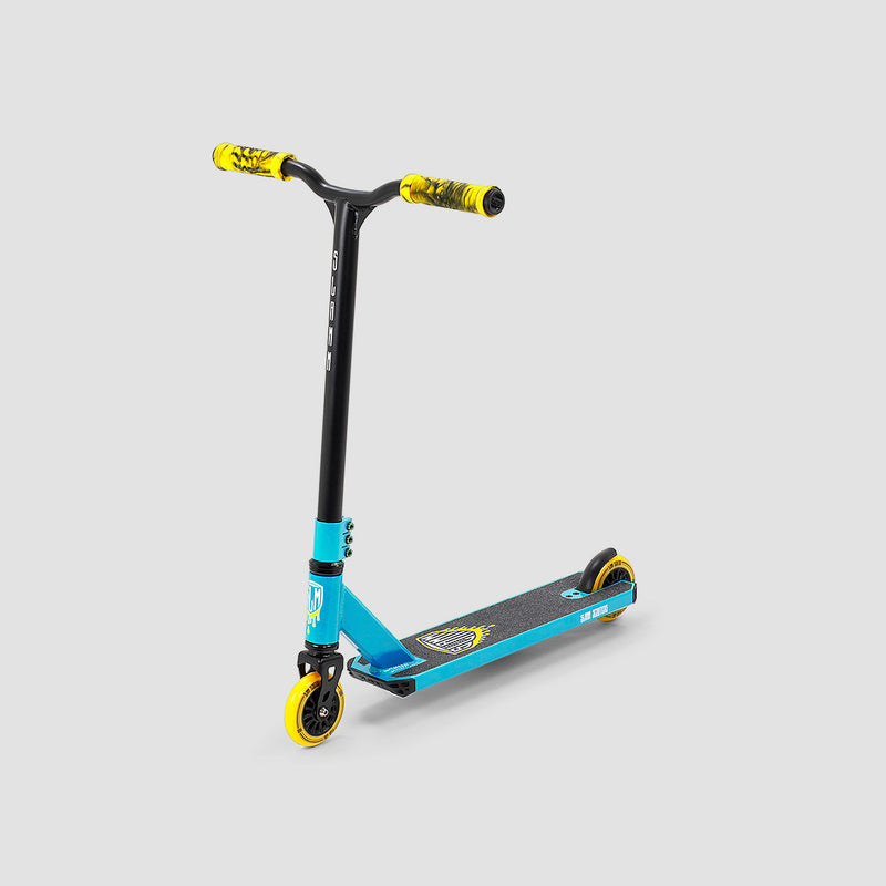 Slamm Tantrum V8 Scooter Blue