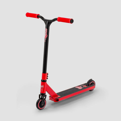 Slamm Tantrum VII Scooter Red