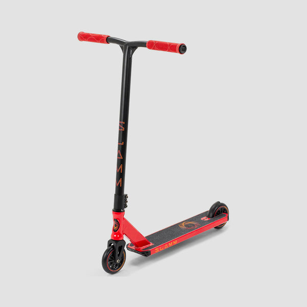 Slamm Urban V8 Scooter Red