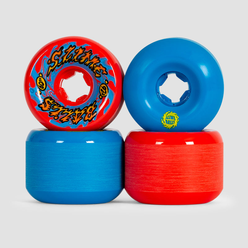 Slime Balls Gooberz Vomits 97a Mix Up Wheels Multi 60mm