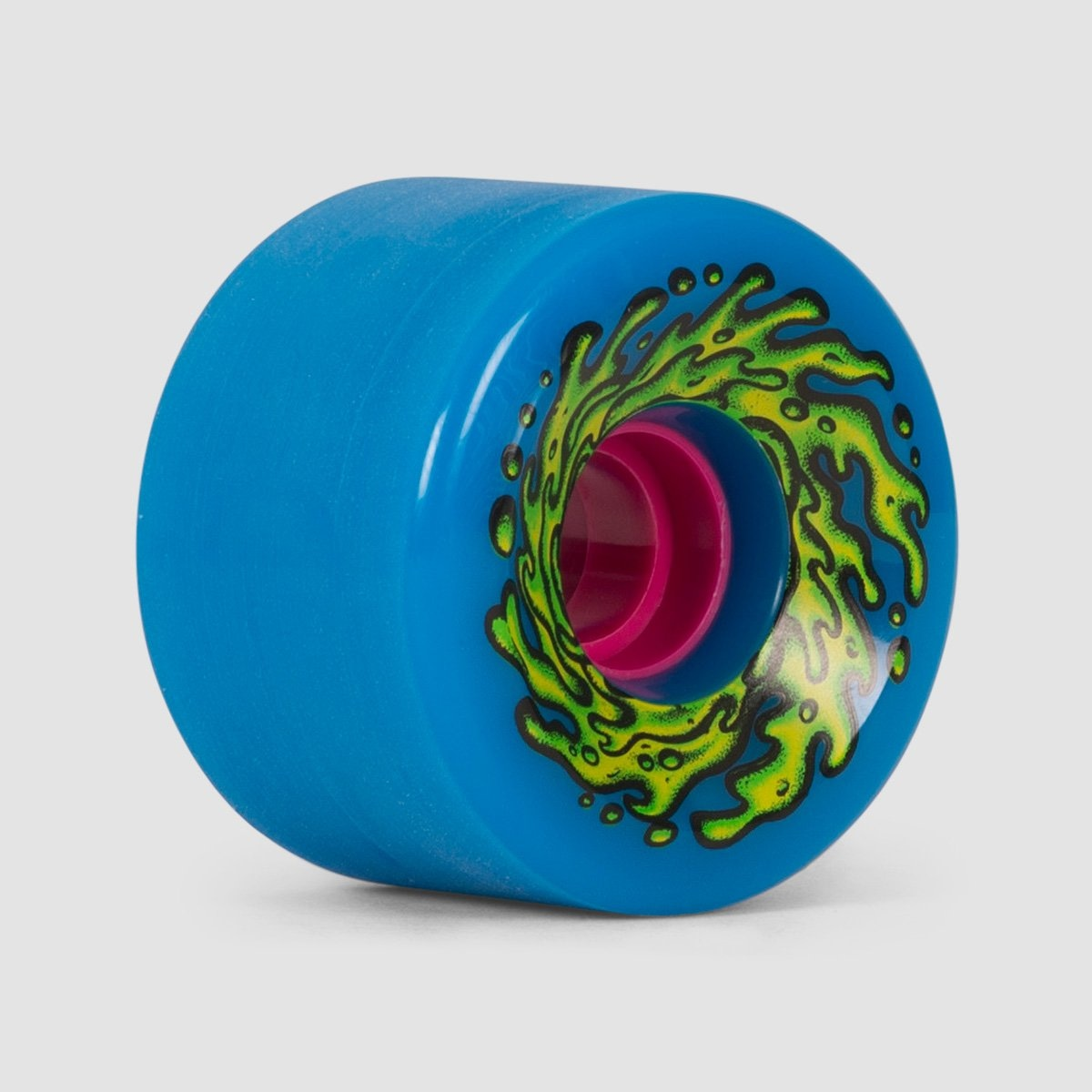 Slime Balls OG 78A Wheels Slime Blue 66mm - Skateboard