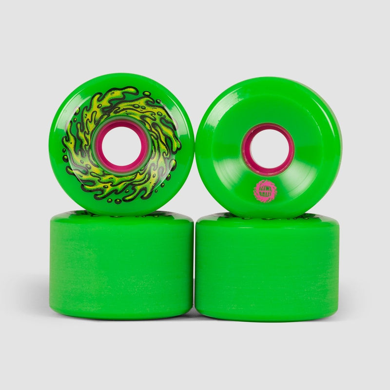 Slime Balls OG 78A Wheels Slime Green 66mm - Skateboard