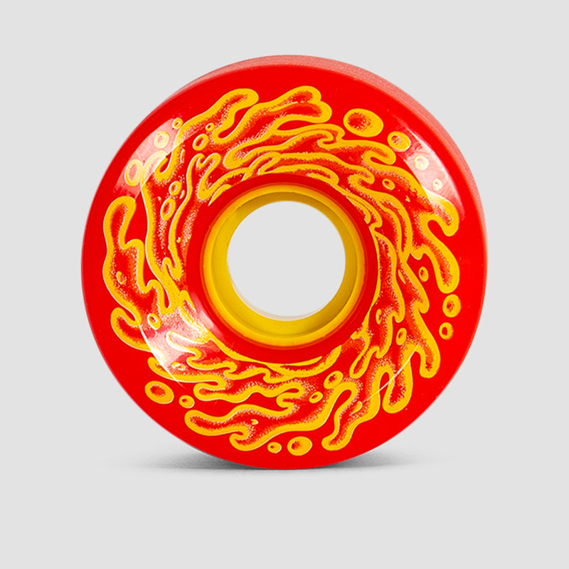 Slime Balls OG Slime 78a Wheels Red/Yellow 60mm