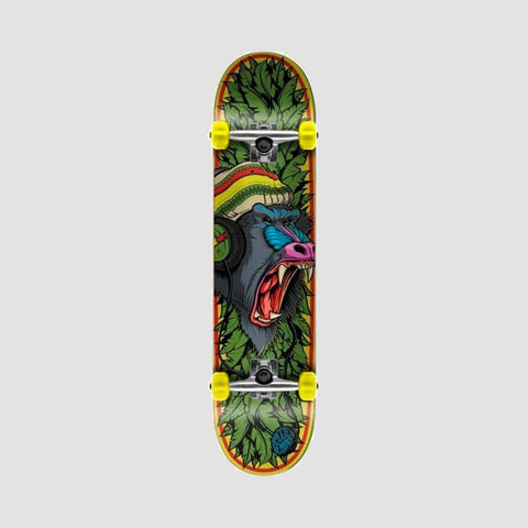 Speed Demons Baboon Graphic Pre-Built Complete - 7.25""