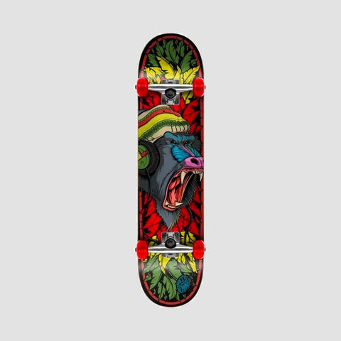 Speed Demons Baboon Graphic Pre-Built Complete - 7.75""