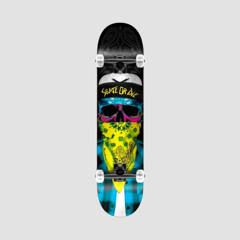 Speed Demons Krook Graphic Pre-Built Complete - 8.25""