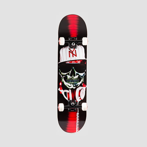 Speed Demons Krook Pre-Built Complete Red/White - 7.75""