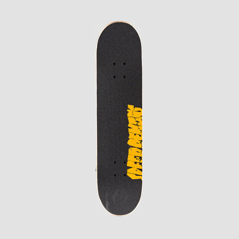 Speed Demons Mix Pre-Built Complete Navy/Yellow - 7.5""