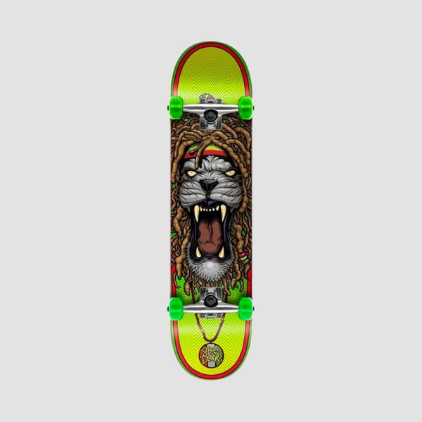 Speed Demons Zion Graphic Pre-Built Complete - 7 - Skateboard